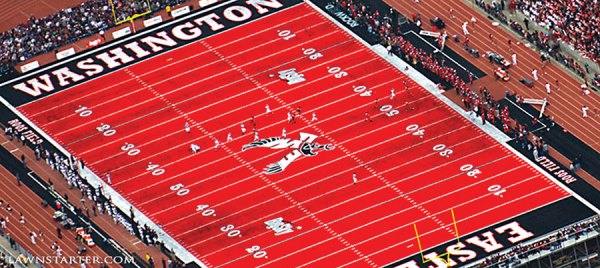 Eastern Washington University's Roos Field