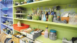 ISU craft shop supplies