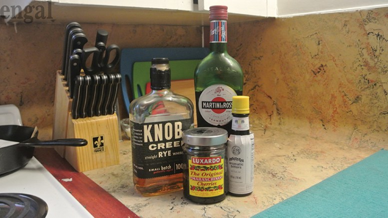 Manhattan ingredients