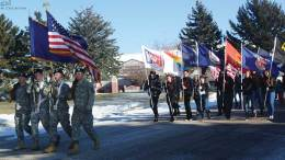 ROTC Honor Guard