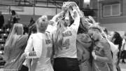 ISU Volleyball team