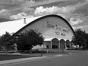 Holt Arena exterior
