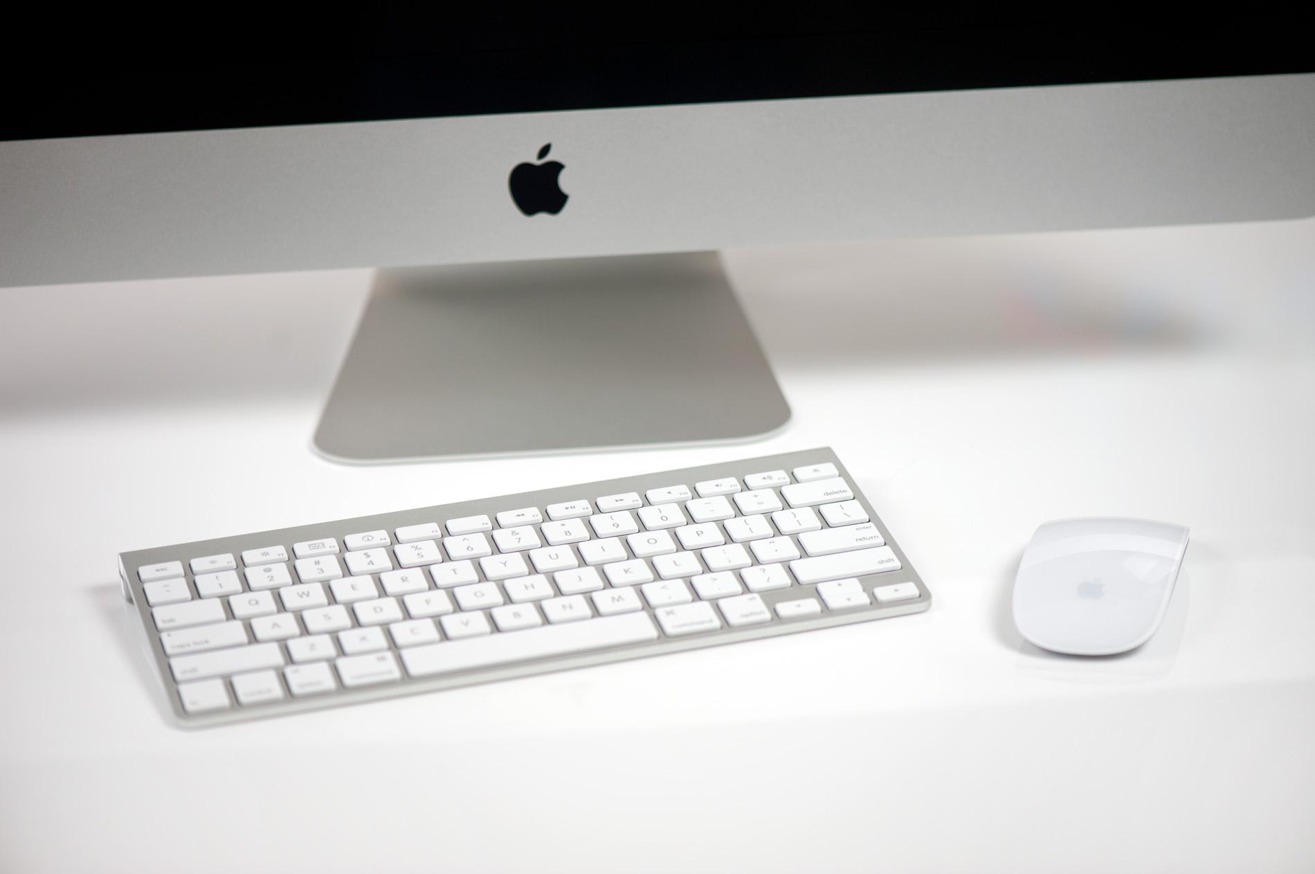Apple представила 21.5-дюймовый iMac с Retina 4K-дисплеем, новые Magic Trackpad, Magic Mouse и клавиатуру