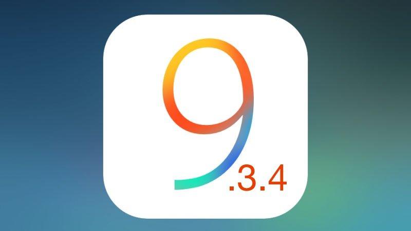 Apple выпустила iOS 9.3.4, джейлбрейк Pangu больше неработает