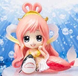 Princess Shirahoshi chibi-arts