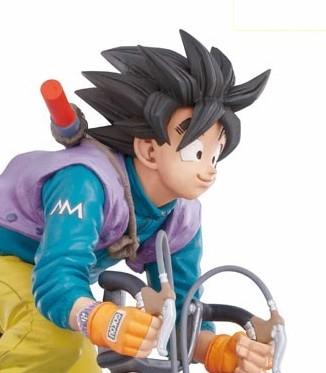 Son Goku Dragon Ball Kai Desktop Real McCoy 02 in ristampa