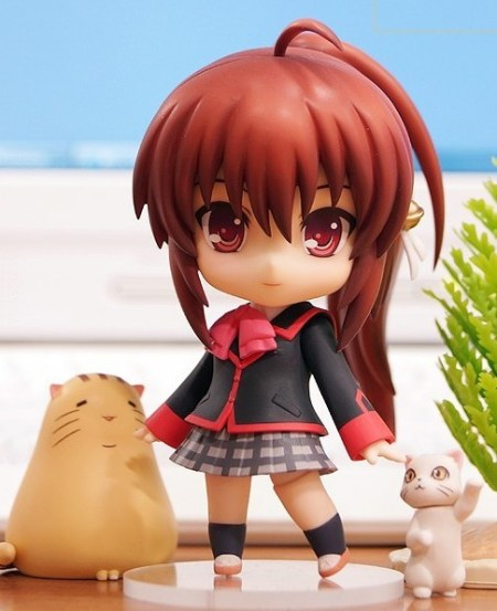 Rin Natsume - Little Busters! - Nendoroid GSC anteprima 09