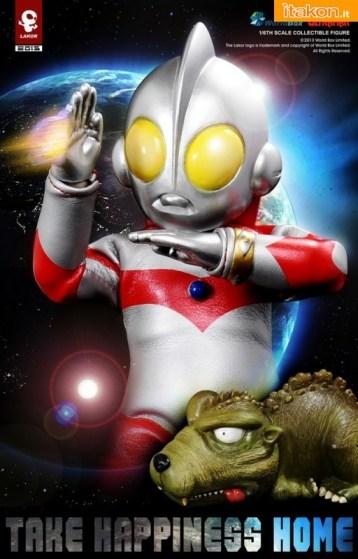 World Box: Lakor Baby 004 Ultraman Baby - Immagini Ufficial