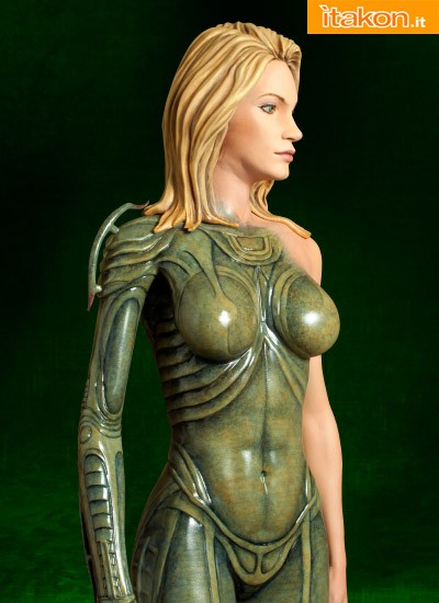 Hollywood Collectibles Species  (4)