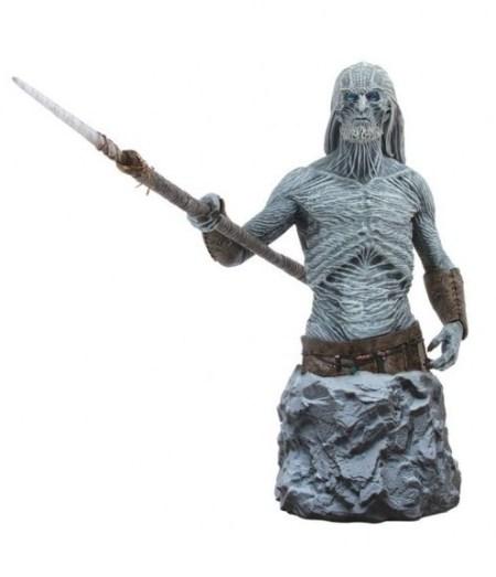 Game of Thrones WHITE WALKER Statue di Darlk Horse
