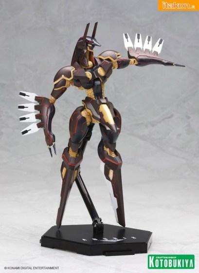 anubis - model kit - kotobukiya - zone of the enders 8