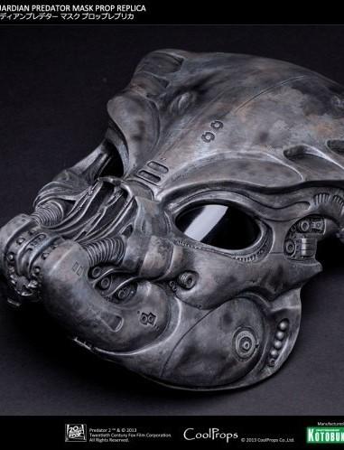 Predator 2 The Guardian Predator Mask Prop Replica  (6)
