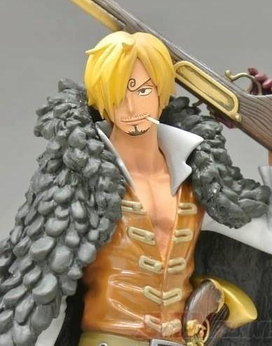 Sanji - One Piece Film Z - The Grandline Men Banpresto anteprima 20