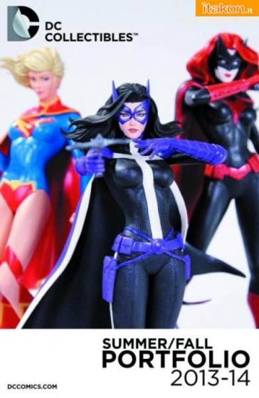 Cover Girls: Huntress Statue di DC Collectibles - Anteprima
