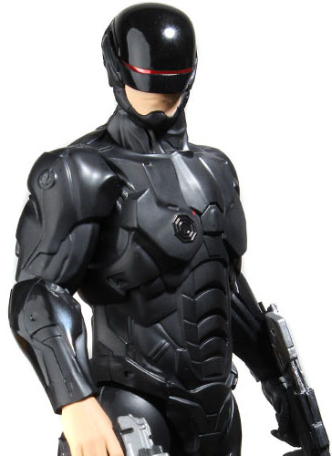 Robocop 2014 Action figure by Jada toys. Cropped and resized by Toyark.