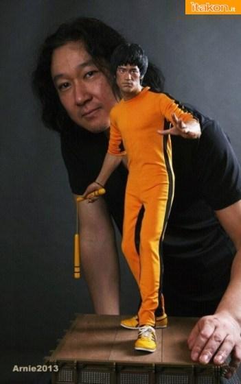 Bruce Lee 40th Anniversary Tribute 1/3 statue di Blitzway