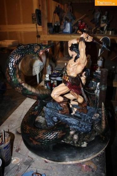 Conan Sacrifice diorama 14 di ARH Studios  (2)