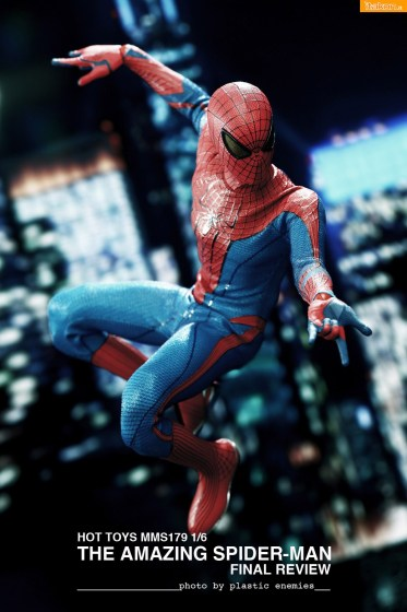 The Amazing Spider-Man 16 di Hot Toys (8)