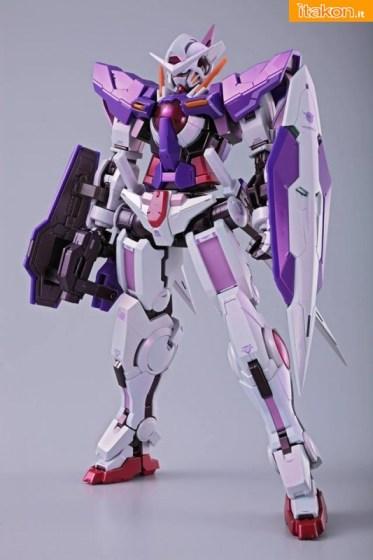 Tamashii 2013: Gundam Exia Trans-AM Ver. Metal Build di Bandai