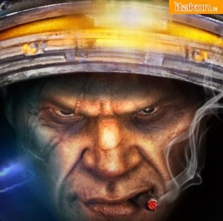 Spooktacular 2013: Tychus Findlay 1/6 Scale Figure da Starcraft 2 di Sideshow - Coming Soon