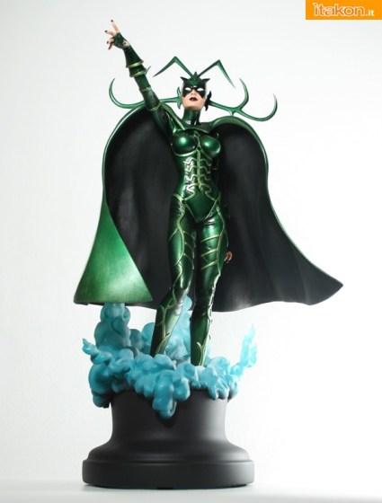 Bowen Designs Apertura preordini per la statua di Hela (1)