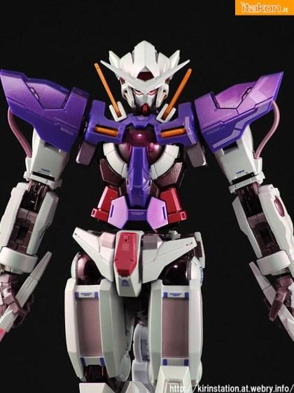 Metal Build Gundam Exia Trans-am Ver  (20)