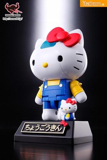 hello kitty - chogokin - bandai - 40 anniversary 6