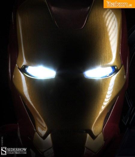 Marvel : Iron Man Mark VII Legendary Scale Figure di Sideshow - Info Preordini
