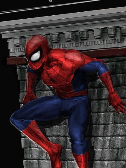Imaginarium Art: Spider Man 1/2 Replica Masterpiece 02