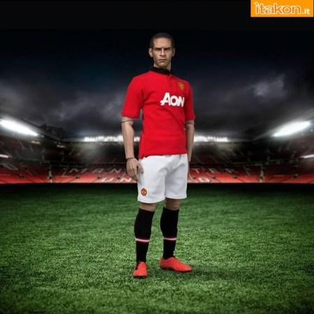 ZC World/Iminime: Prima immagine ufficiale di Rio Ferdinand Manchester United