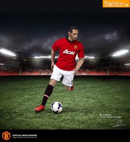 Rio Ferdinand Manchester United (4)