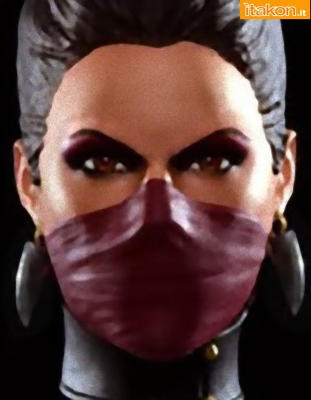 Pop Culture Shock: Mostrate le versioni Regular ad Exclusive di Milleena 1/4 da Mortal Kombat