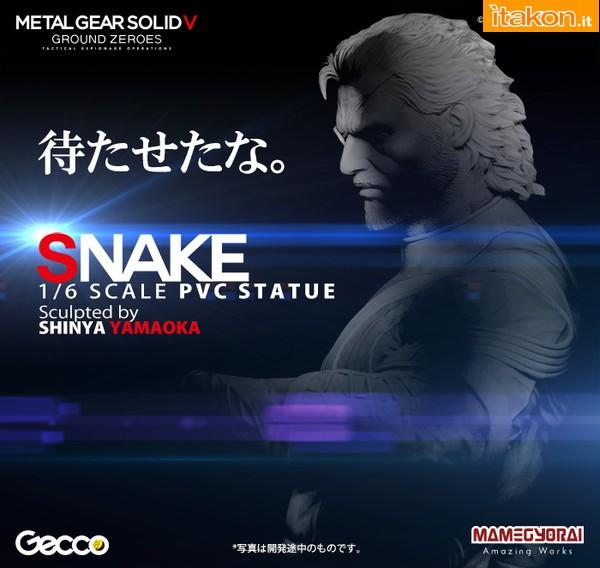 naked snake - gecco - metal gear - annuncio - 1