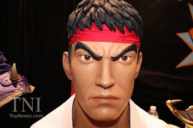 [Pop Culture Shock] Street Fighter: Ryu Life Size Bust - Página 3 128