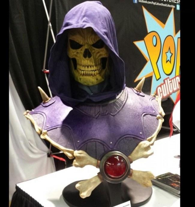 [Pop Culture Shock] Masters Of The Universe: Skeletor busto 1:1  - Página 3 281