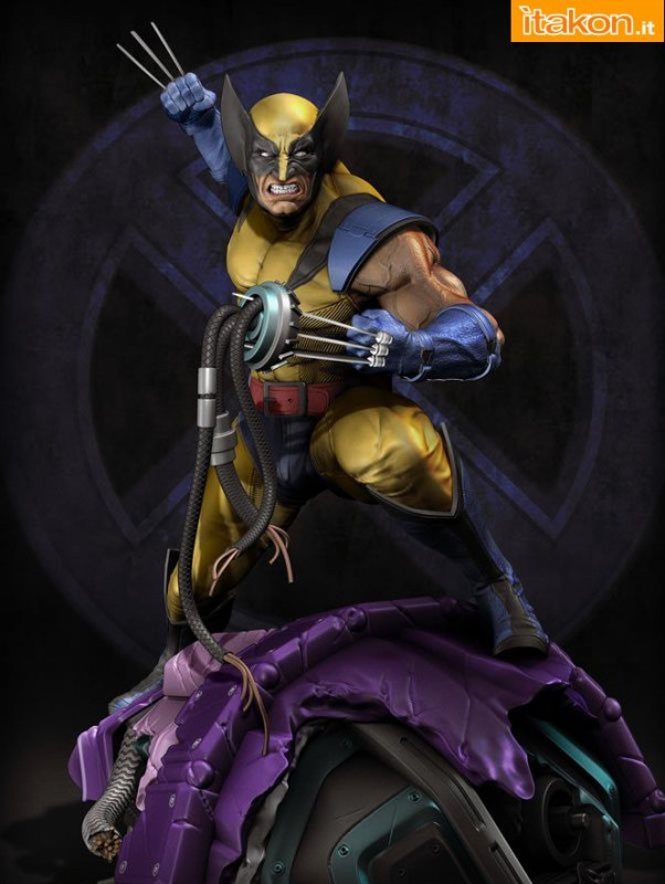 [XM-Studios] X-Men: Wolverine - 1/4 scale - LANÇADO!!! - Página 2 C115