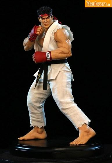 Pop Cultures Shock: Mostrata una nuova statua di Ryu da Street Fighter