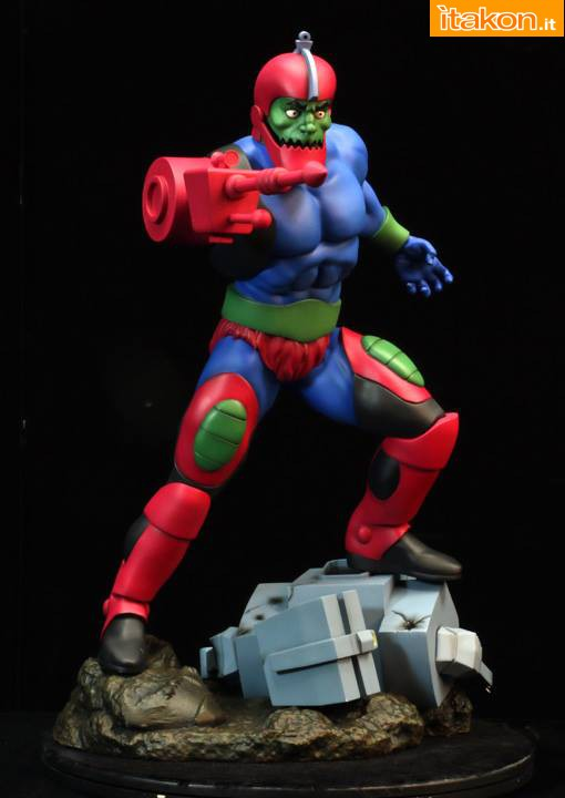[Pop Culture Shock] Masters Of The Universe: Trap Jaw 1/4 scale A39
