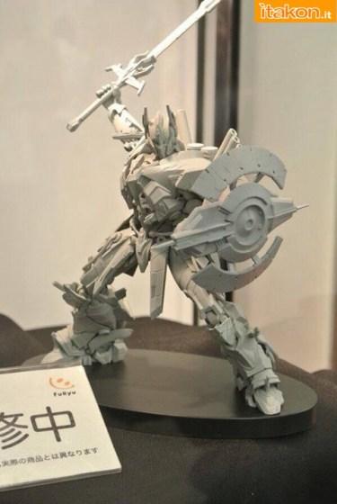 FuRyu: Annunciati Optimus Prime e Bumblebee da Transformers: Age of Extinction