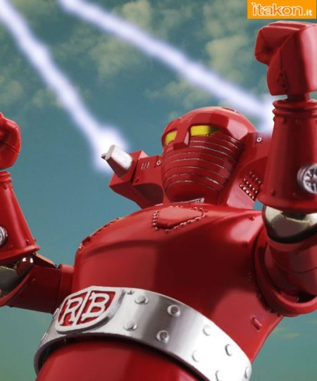 Evolution Toy: Dynamite Action! No.16 Red Baron - Prime Immagini Ufficial