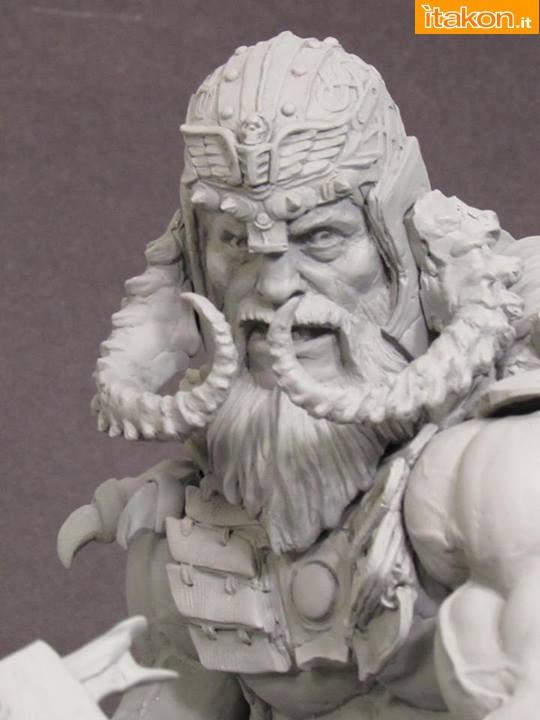 [ARH Studios] Original Art: The Viking 1/4 statue 327