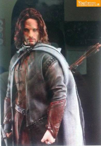 LOTR: Aragorn 1/6 scale figure di ACI Toys - Nuova foto teaser