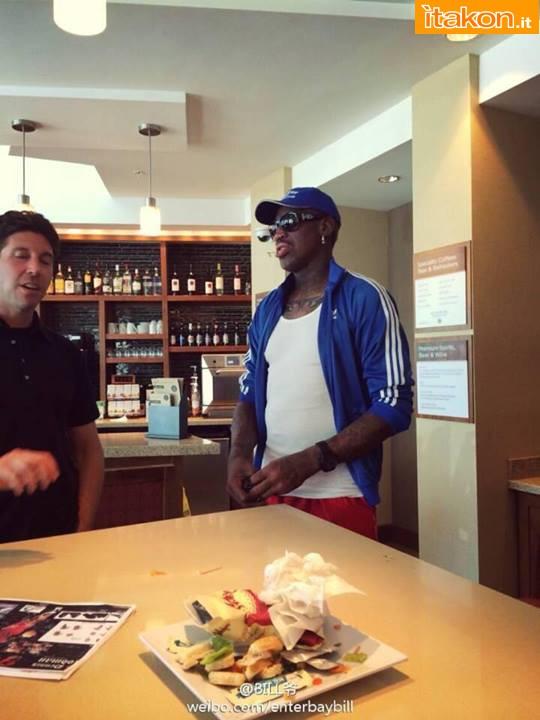 [Enterbay] NBA Legend Series: Dennis Rodman (Chicago Bulls) A46