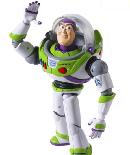 Buzz Lightyear - Toy Story - Revoltech Kaiyodo ristampa 20