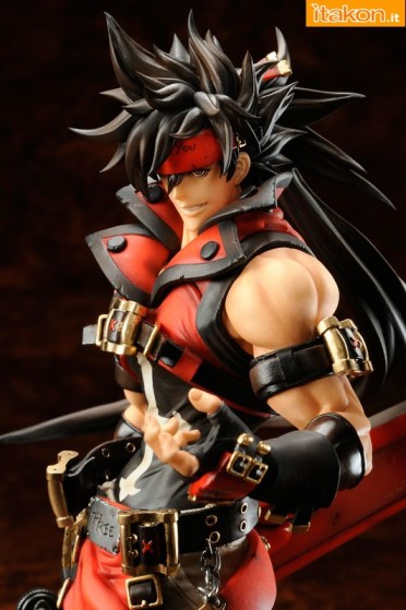 Sol badguy - embrace japan - guilty gear - preordini - 3