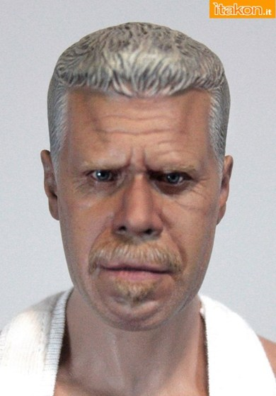 Pop Culture Shock: Clay Morrow 1/6  figure da Sons of Anarchy - Nuovo Teaser