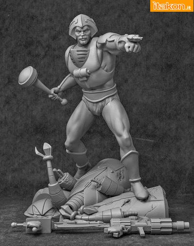 """[Pop Culture Shock] Masters Of The Universe: Man-At-Arms """"Mentor"""" Statue 10599458_811412425566045_2011411694261417792_n"""