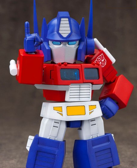 Optimus Prime - Convoy - Transformers - Kotobukiya Model Kit 20