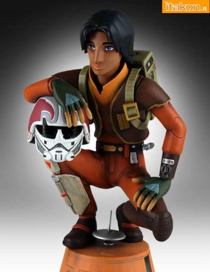 Star-Wars-Rebels-Ezra-with-Chopper-Maquette-1