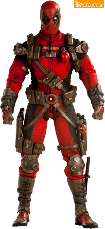 [Sideshow] Marvel Sixth Scale Collection - Deadpool - Página 2 Deadpool-concept